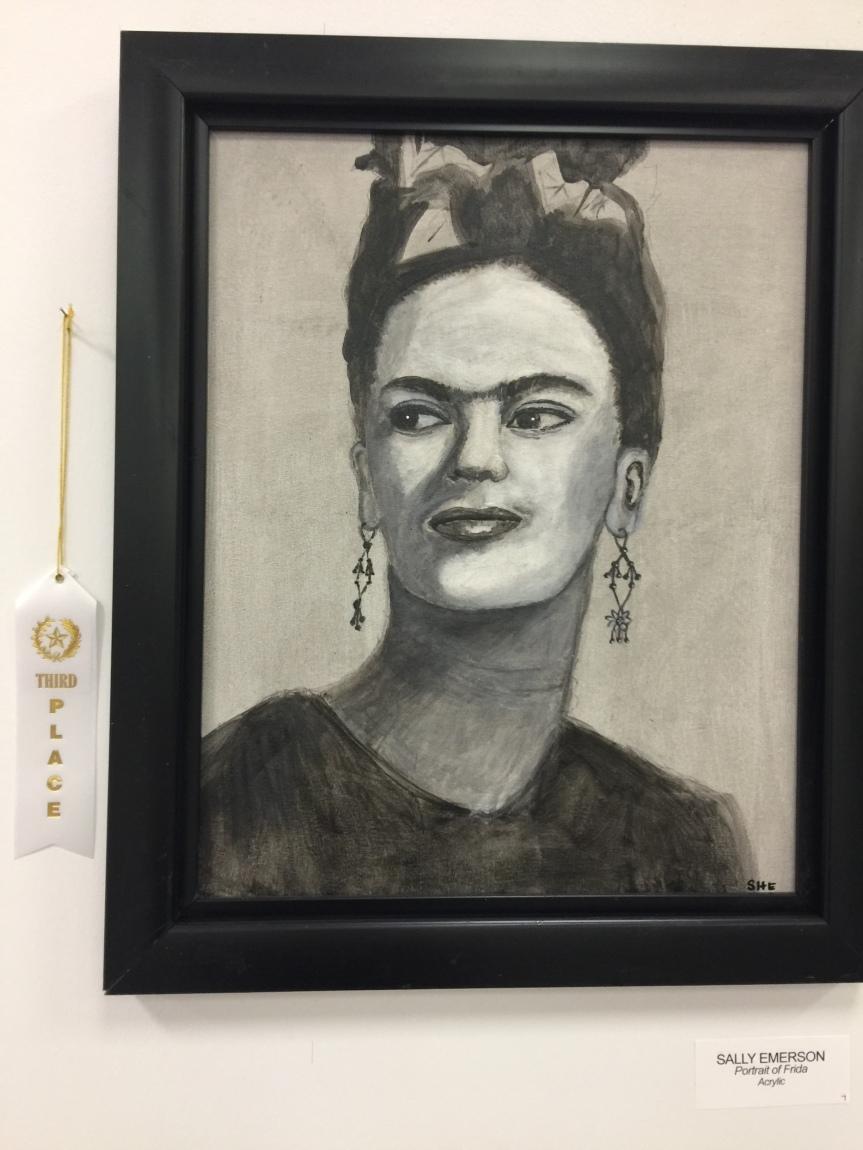 010 - Portrait of Frida