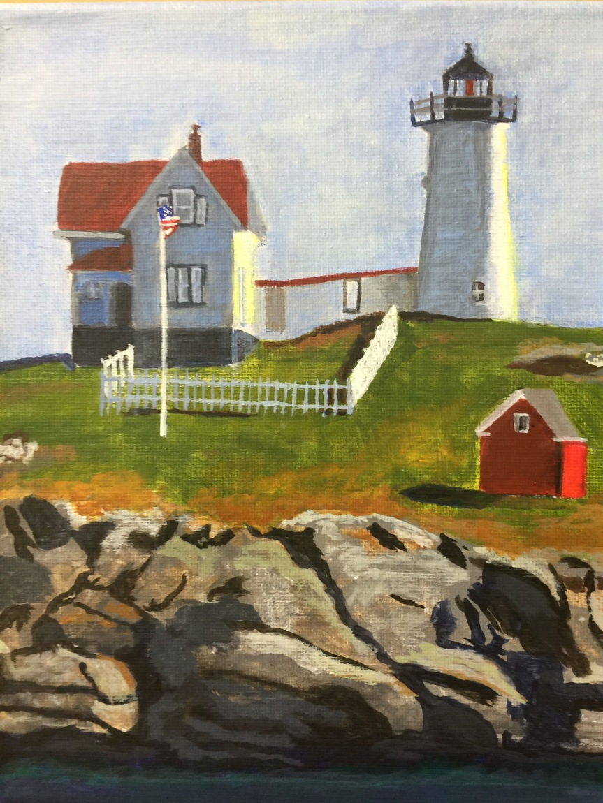 012 - Maine Lighthouse